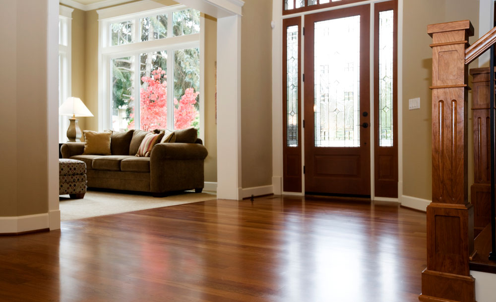 Putnam Handyman Services flooring installations.