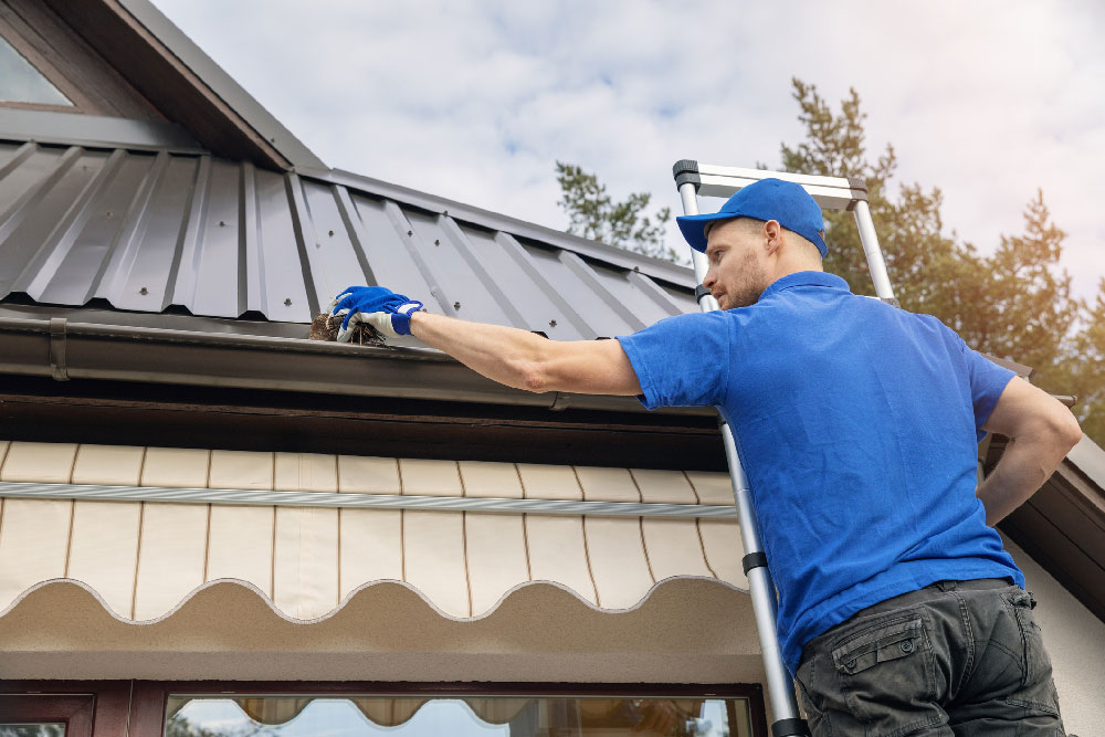 Putnam Handyman Services Gutter Cleaning, Protect Your Gutters