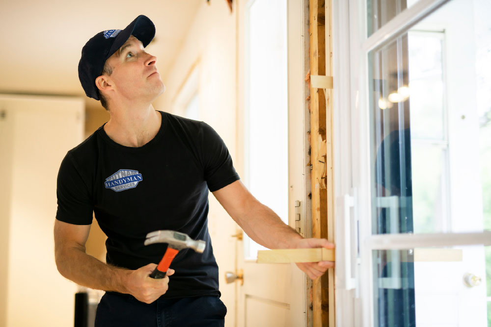 Putnam Handyman Services Doors and Windows Repairs